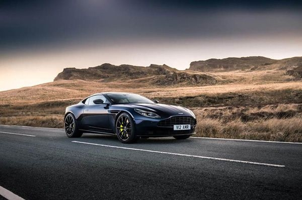 Aston Martin takes wraps off DB11 AMR
