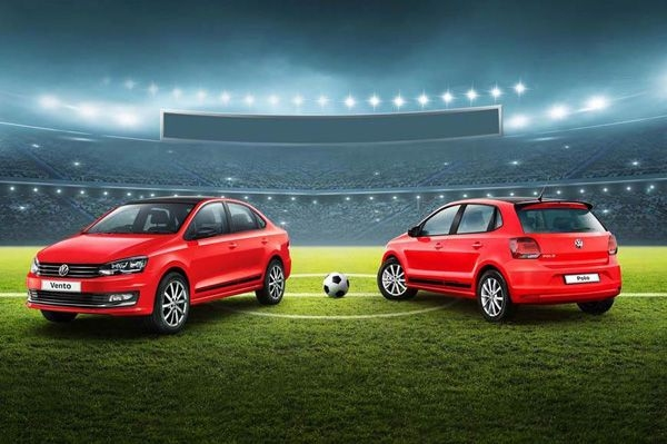 Volkswagen launches Sport editions of Polo, Ameo, Vento Sport