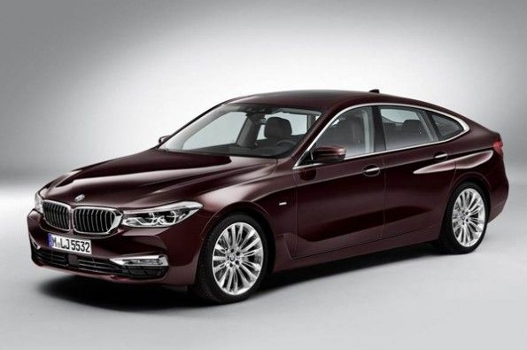 BMW launches its 630d in India.