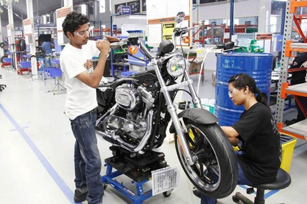 Harley-Davidson may move some production out of USA