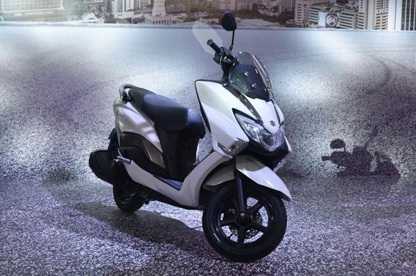 Suzuki will launch its Burgman Street in India soon