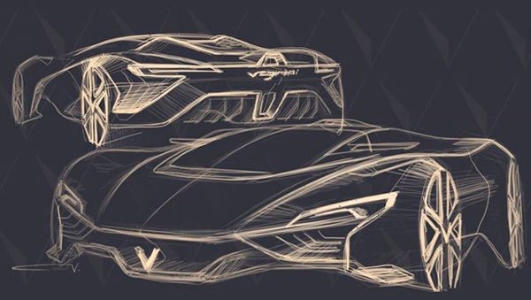 Made-in-India Vazirani Shul will debut electric hypercar at Goodwood