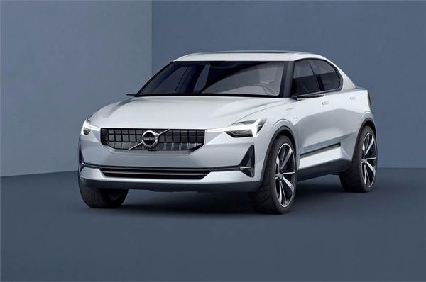 The Polestar 2 will compete with the Tesla Model 3