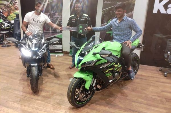 Deliveries of locally assembled Kawasaki Ninja ZX-10R commence