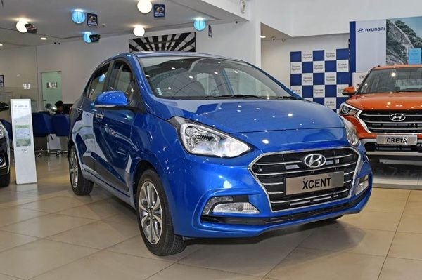 Hyundai Xcent now comes with ABS, EBD as standard