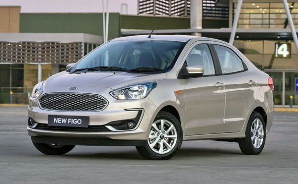 2018 Ford Aspire facelift to launch on October 4