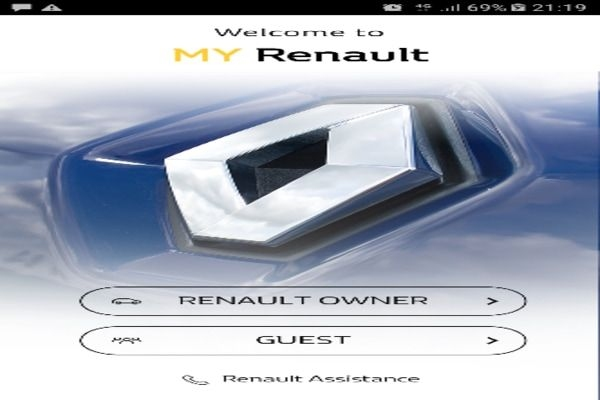 Renault My Renault App Launched With Advanced Features