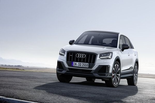 Audi SQ2 Revealed, Will Debut At 2018 Paris Auto Show