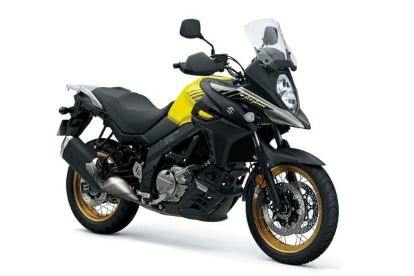Suzuki V-Strom 650XT ABS Launched, Priced At Rs. 7.46 Lakhs