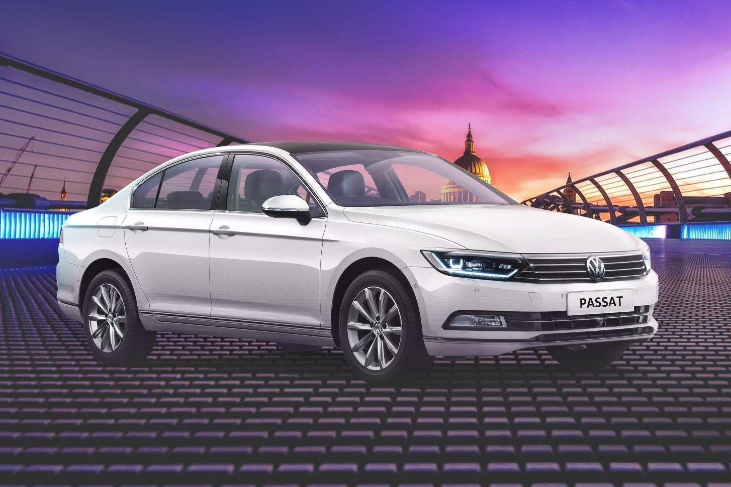Volkswagen Passat Connect Edition Launched
