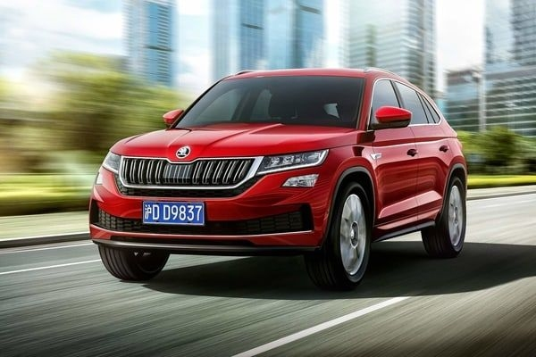 Skoda Kodiaq GT Officially Unveiled, Not Coming To India