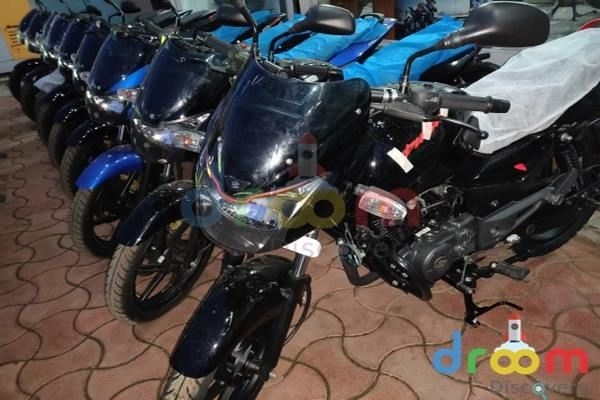 Pulsar 150 Classic New Colour Spotted