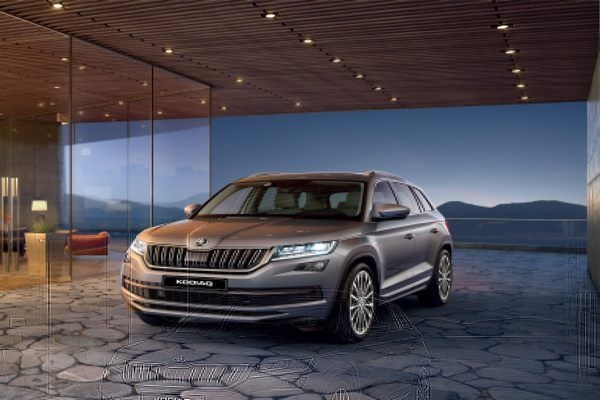 Skoda Kodiaq Laurin & Klement Variant Launched, Priced At Rs. 35.99 Lakhs