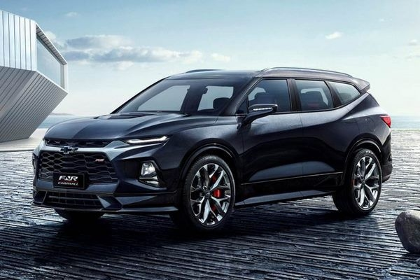 Chevrolet FNR-CarryAll Concept SUV Unveiled At Guangzhou