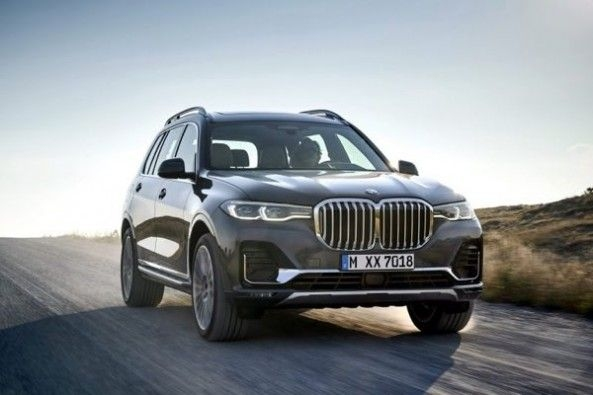 BMW X7 Variants