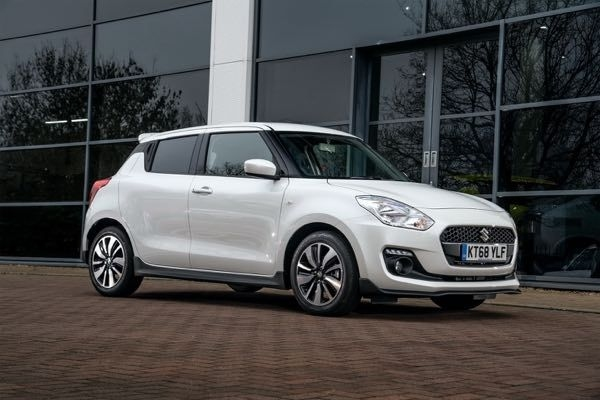 Suzuki Swift Attitude Special Edition Launched In UK