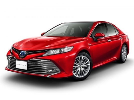 2019 Toyota Camry Launched In India, Priced At Rs. 36.95 Lakhs