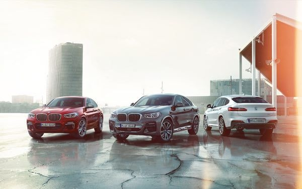 BMW X4 Launched In India, Priced From Rs. 60.60 Lakhs