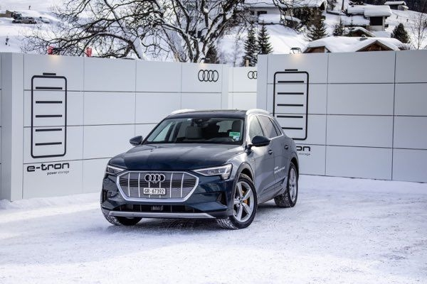 Audi Conducting Research Project On Re-Use Of Electric Car Batteries