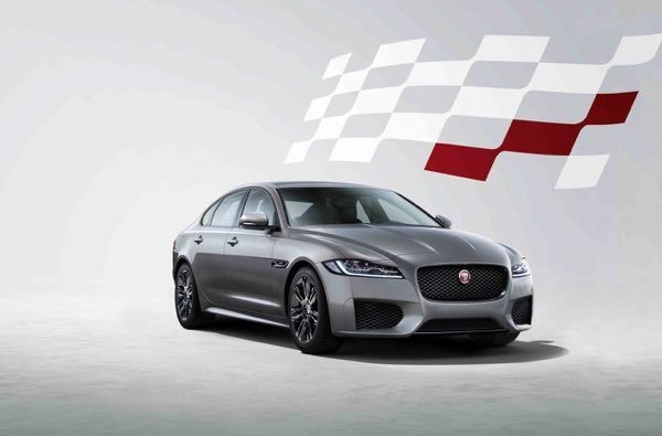 Jaguar XF Chequered Flag Edition Launched In UK