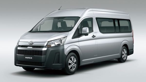 2019 Toyota Hiace Revealed, Might Come To India