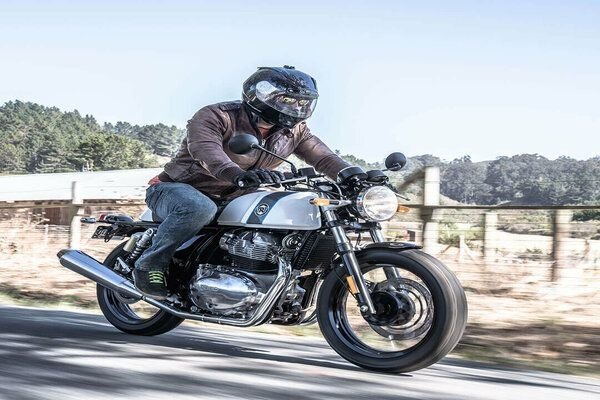 Royal Enfield Rolls Out Alloy Wheels for New Interceptor, Continental GT