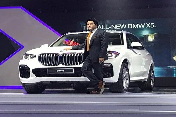 BMW Launches Fourth Generation Model of X5 Luxury SUV in India