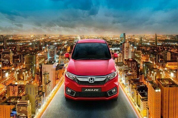 Honda Amaze Sub-4 Meter Sedan Score 4 Points in G-NCAP Tests