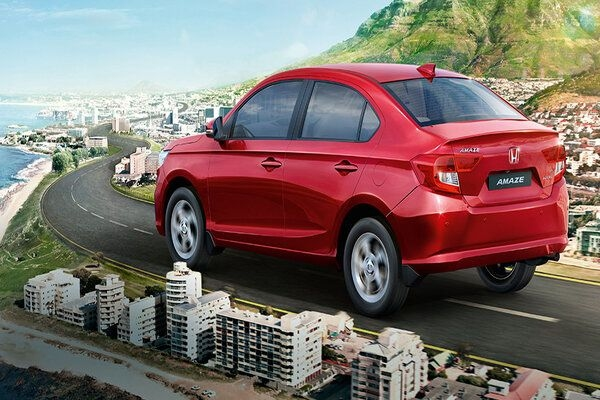 Honda Amaze Ace Special Edition Launched as Sedan Sells More Than 1 Lakh Units