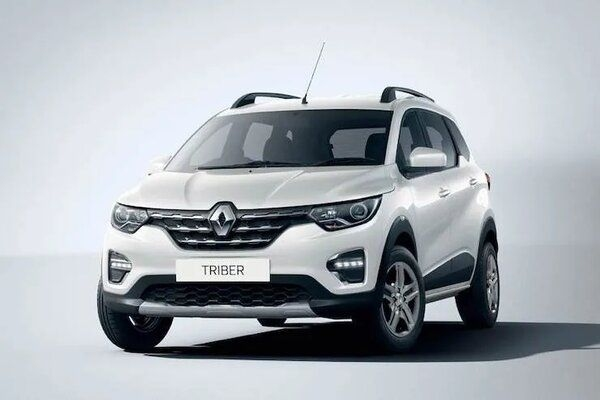 Renault Triber, The Latest Sub-4 Meter Compact MPV in Pictures
