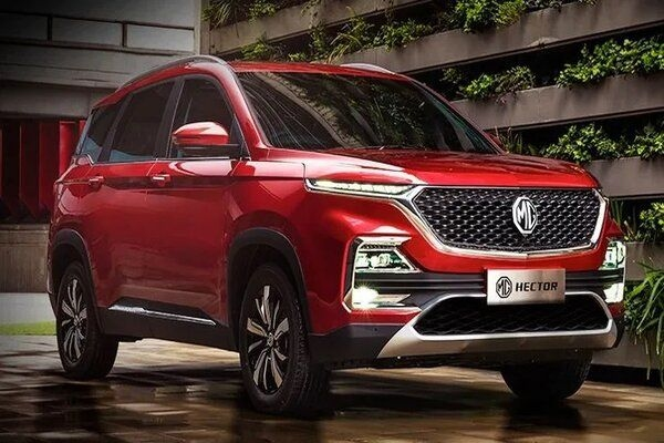 MG Launched Hector SUV at a Price Lower Than Tata Harrier
