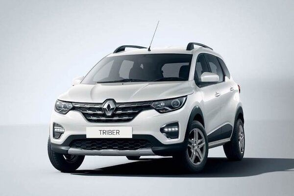 Renault Triber MPV Launching in India in August 2019; Claims Report