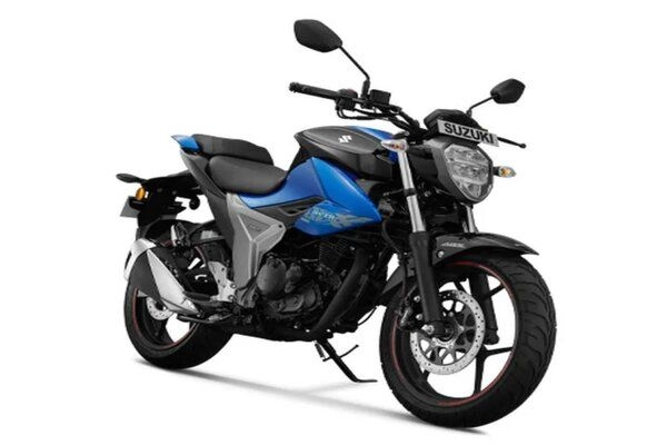 Suzuki Launches Gixxer 155 Facelift: Priced at Rs. 1 Lakh