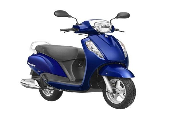 Suzuki Launches the Special Edition Model of Access 125 in India