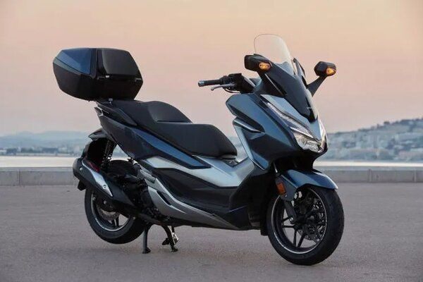 Japanese Maker Honda Could Launch Forza 300 Maxi-Scooter in India; Claims Report
