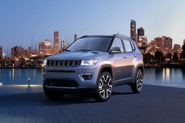 Jeep Claims Top Spot in TRA's Most Trusted Automobile Brand in India