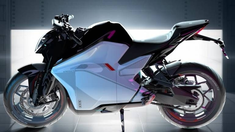 India's First High - Performance Electric Bike Unveiled, Comes At 3 Lacs