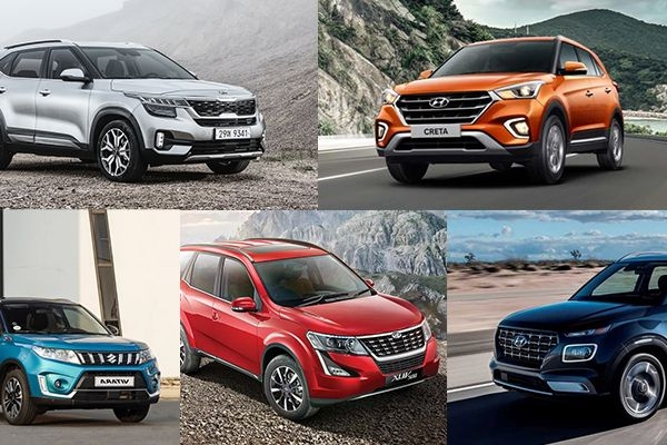 Best SUV Cars Under 20 Lakhs in India 2019