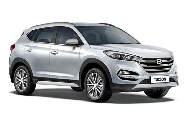 Launch of Hyundai Tucson at Auto Expo 2020