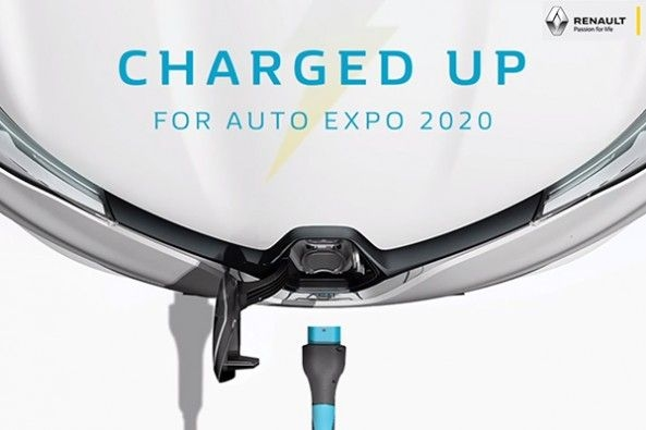 Renault at Auto Expo 2020