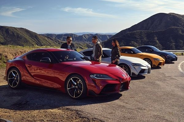 Toyota Supra: Top 5 Things to Know