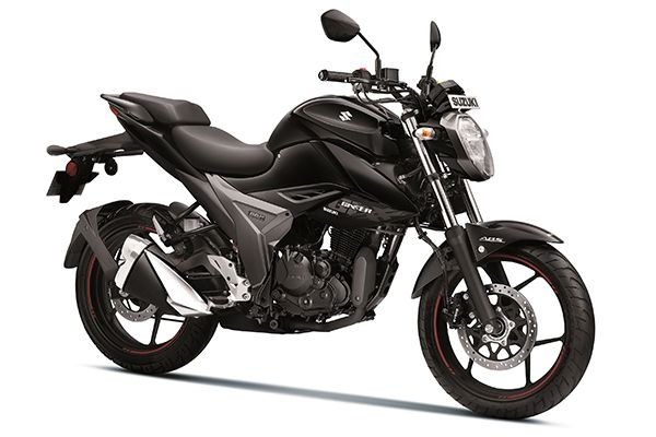 BS6 Compliant Suzuki Gixxer Range Launched at Rs 1,11,871
