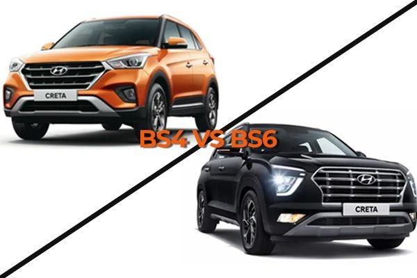 Nex-Gen Hyundai Creta BS6 VS BS4 - Price Difference Comparison