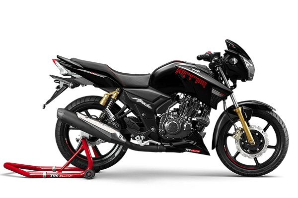 BS6 TVS Apache RTR 180 Launched at Rs 1.01 Lakhs