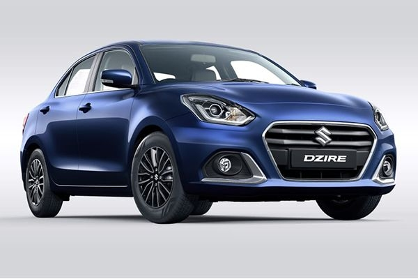 2020 Maruti DZire Facelift Launched at Rs 5.89 Lakhs