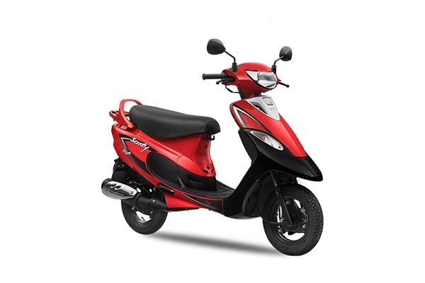 BS6 TVS Scooty Pep Plus launched at Rs 51,754 in India