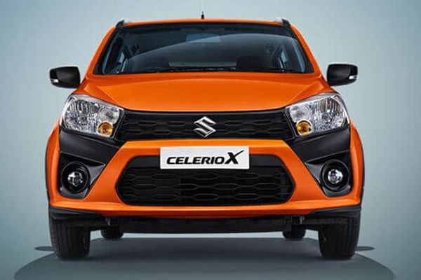 BS6 Maruti CelerioX Launched At Rs 4.90 Lakhs in India