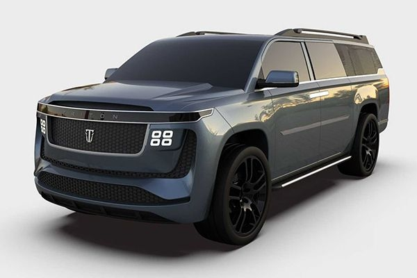 Triton Solar Unveils 8-Seater All-Electric Model H SUV