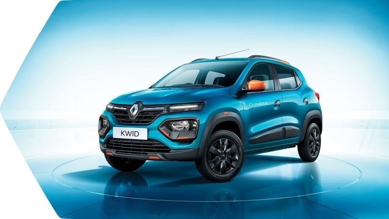 BS6 Renault Kwid Discount Offers