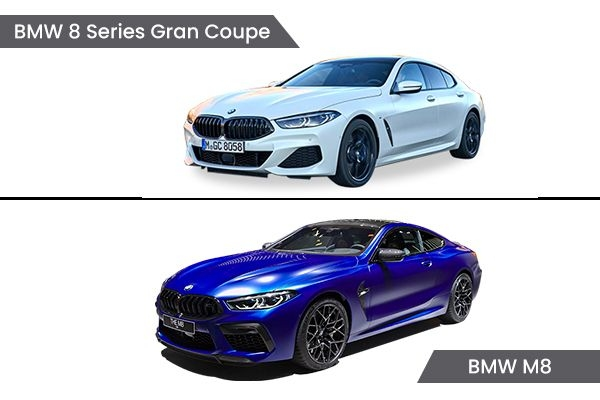 BMW 8-Series Gran Coupe and M8 all set to launch on May 8, 2020